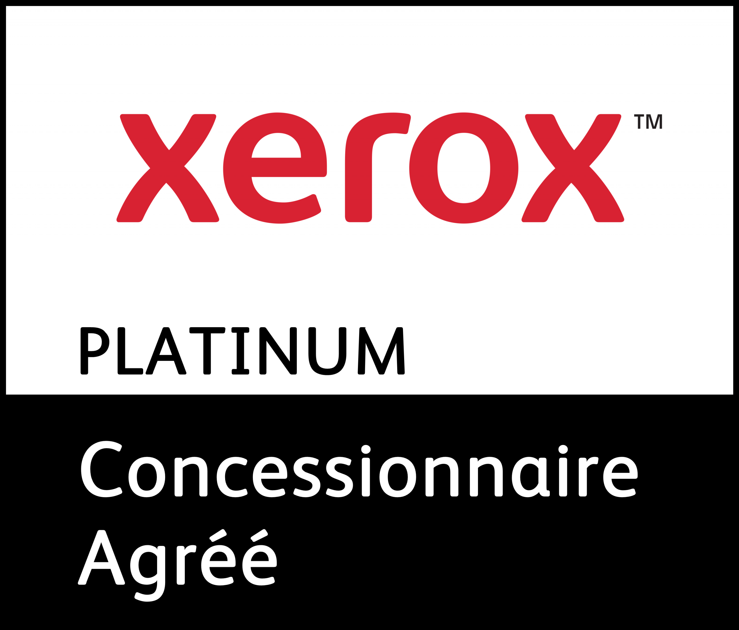 FBI premier groupe de concessionnaires Xerox