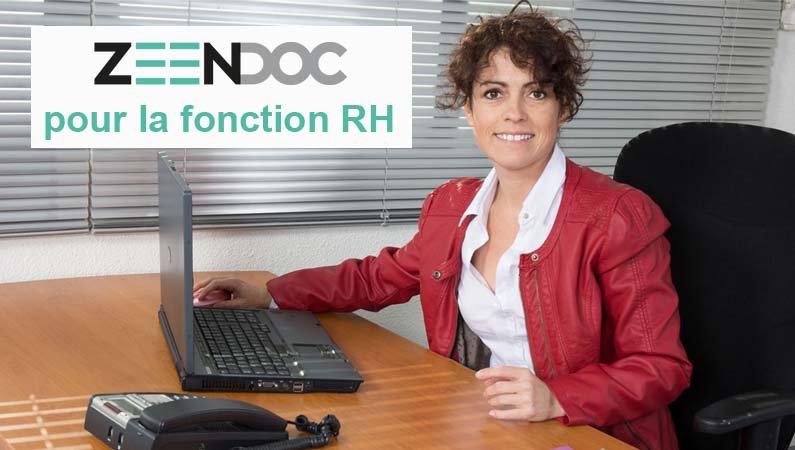 Dématérialisation RH : pourquoi adopter Zeendoc pour vos processus RH ?