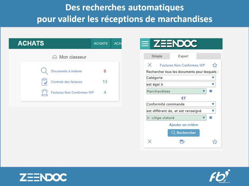 Zeendoc pour la gestion des pharmacies - Des alertes et circuits de validation pour faciliter le suivi